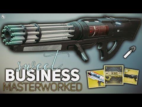 Destiny 2 Beta How To Get 3 Easy Exotics Sweet Business