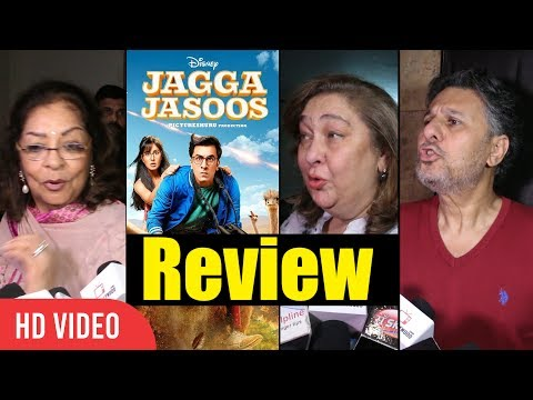 Jagga Jasoos Review | Ranbir kApoor, Katrina Kaif | Jagga Jasoos Movie Review