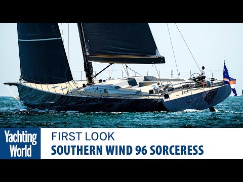Southern Wind 96 Sorceress | First Look | Yachting World