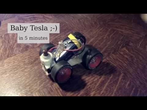 Toy – Electric Car [fast DIY project]
