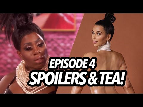 Episode 4  & Heavy SPOILERS