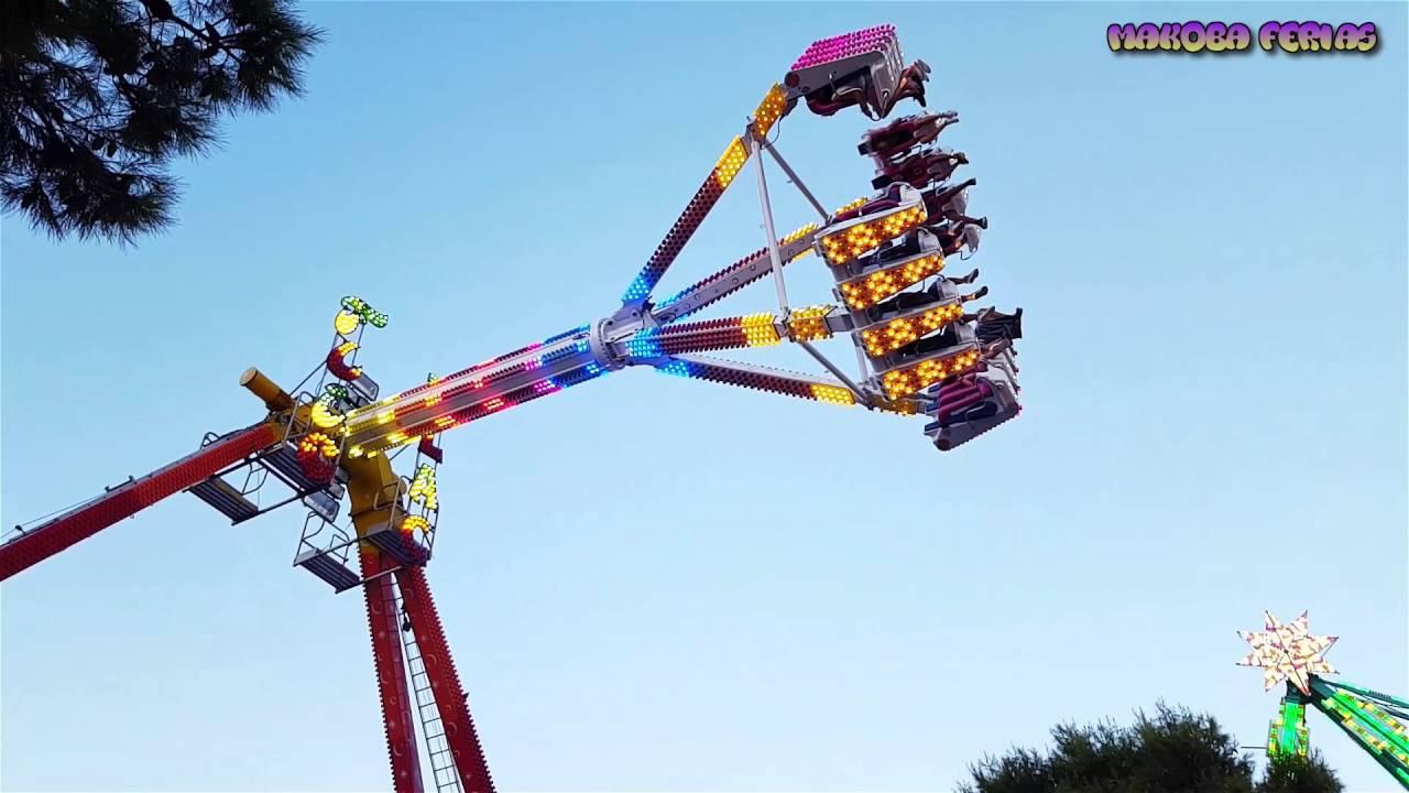 Flic Flac Feria De San Sebastian De Los Reyes 2016 Youtube