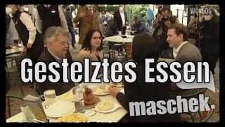 Maschek – Gestelztes Essen