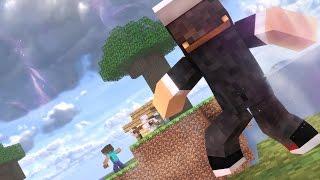 Minecraft: QUE JOGADA FOI ESSA?! SKYWARS