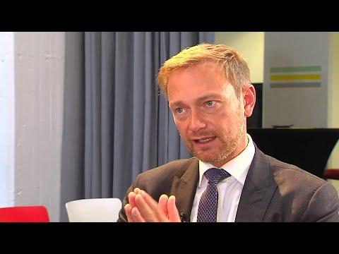 Exklusiv: FDP-Chef Christian Lindner im Sommerinterview