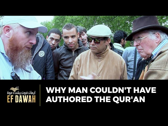 Why man couldn't have authored the Qur'an