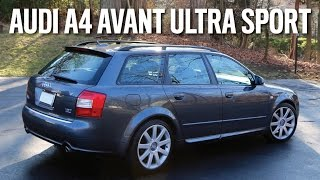 Audi A4 Avant with Ultra Sport Package Review