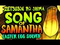 NEW ZETSUBOU NO SHIMA EASTER EGG SOLVED!! Samantha's Song (Melody Bulbs Second Song Easter Egg) Download MP3