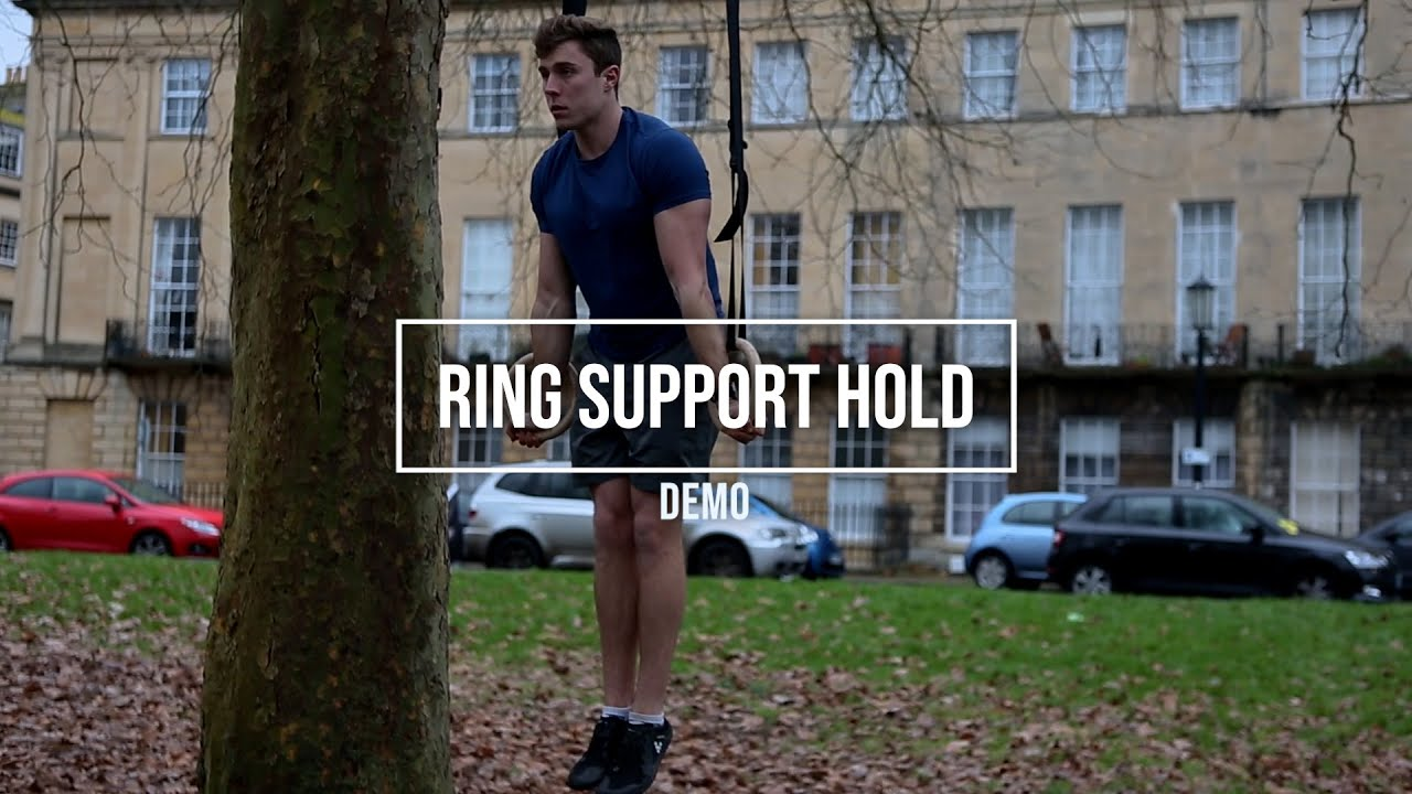 Ring support hold