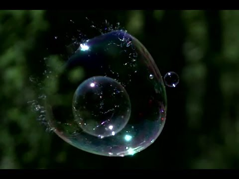 Bubbles That Will Blow Your Mind!   Slow Mo Lab