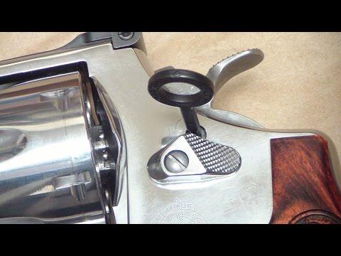 smith & wesson revolver key lock BATJAC J.W