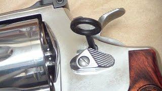 smith & wesson revolver key lock