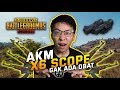 NEMBAK PAKE AKM X6 SCOPE? MUSUHNYA KELAR! - PUBG Mobile Indonesia