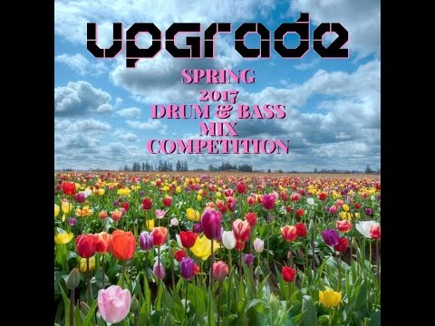 DJ 2MUCH UPGRADE DNB DJ COMPETITION 2017