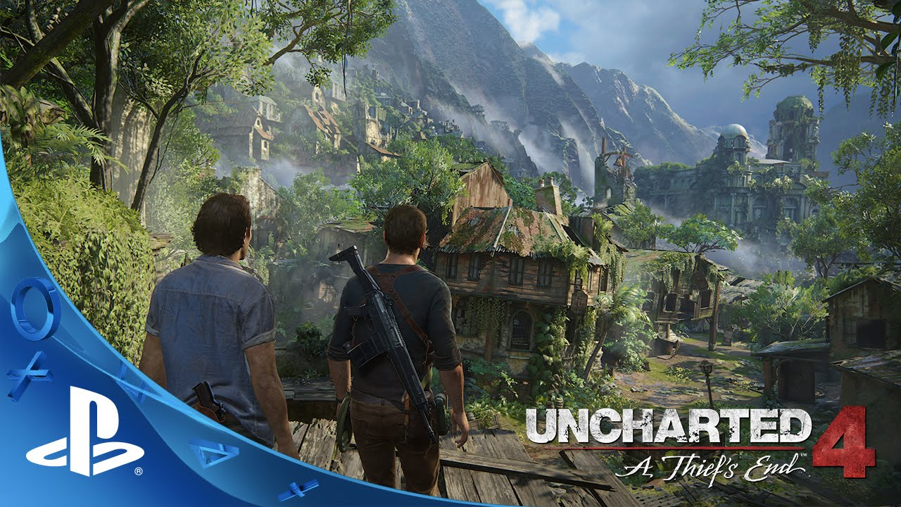 UNCHARTED 4: A Thiefs End (5/10/2016) - Story Trailer | PS4