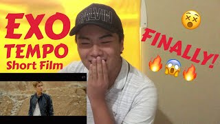 """EXO 엑소 """"TEMPO"""" Concept Short Film REACTION"""