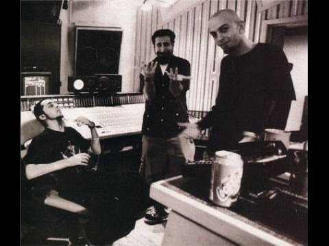 System Of A Down - Prison Song (Toxicity Behind the Scenes)
