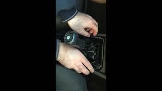 Как снять ручку КПП на приоре