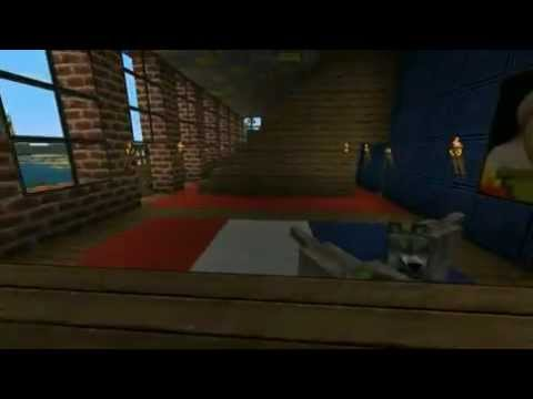 minecraft m bel ideen youtube. Black Bedroom Furniture Sets. Home Design Ideas