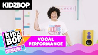 KIDZ BOP Workshop - Vocal Performance