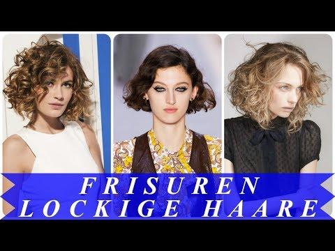 Neue Frisuren Fur Kurze Lockige Haare 2018 Youtube