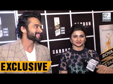 Jackky  Bhagnani And Prachi Desai Talk About Their Short Film Carbon | Exclusive | LehrenTV