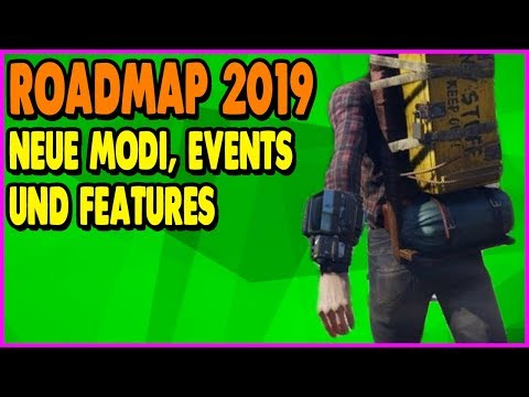 Fallout 76 - Roadmap 2019 | Neue Features Quest, und Events thumbnail