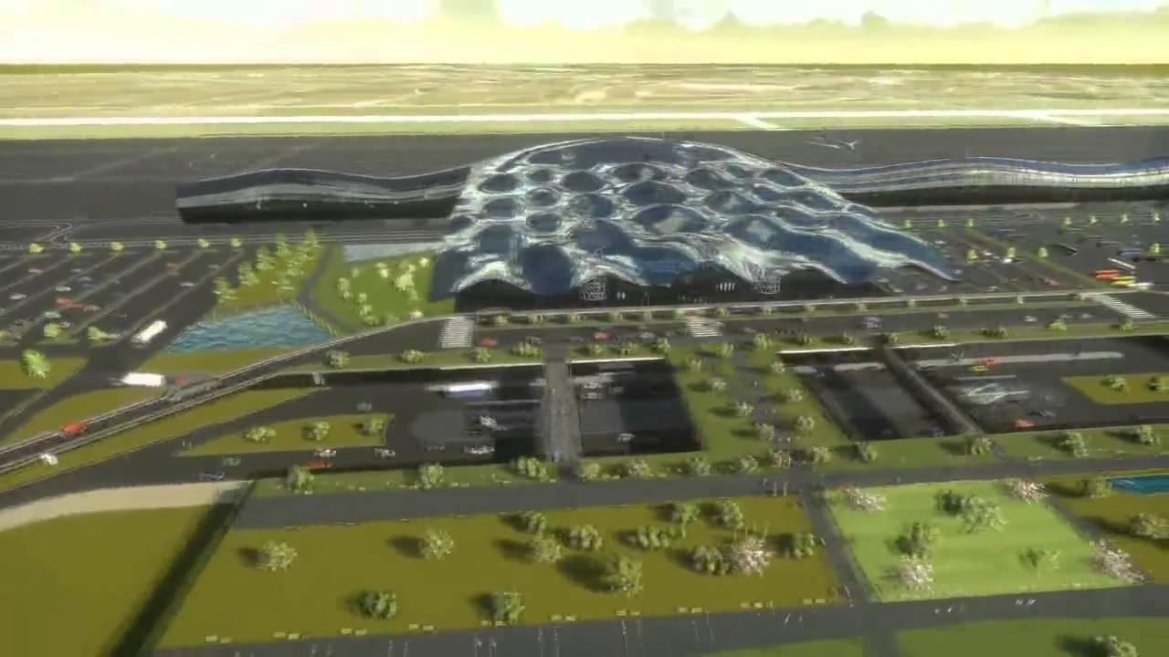 New Airport Pleso Zagreb Nova Zracna Luka Pleso Zagreb Youtube