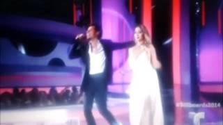 Marc Anthony canta Vivir Mi Vida en Premios Billboard 2014