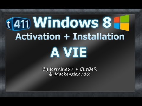 [24.10.2014]Windows 8.1 Activation à Vie + Installation Windows 8.1 [TuTo]