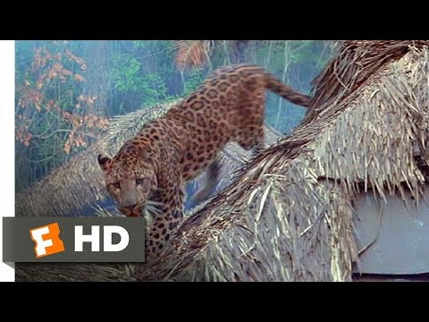 The Island of Dr. Moreau (11/12) Movie CLIP - Opening the Cages (1977) HD