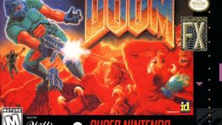 Doom SNES Soundtrack - E1M8 - Hiding The Secrets