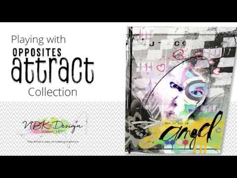 Playing with Opposites Attract by NBK-Design
