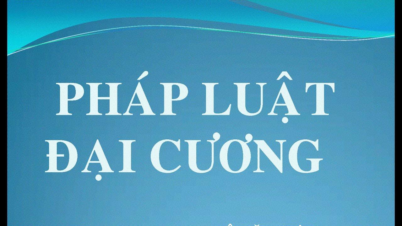 Pháp luật đại cương| Bai1 I Khái niệm cơ bản về Nhà nước