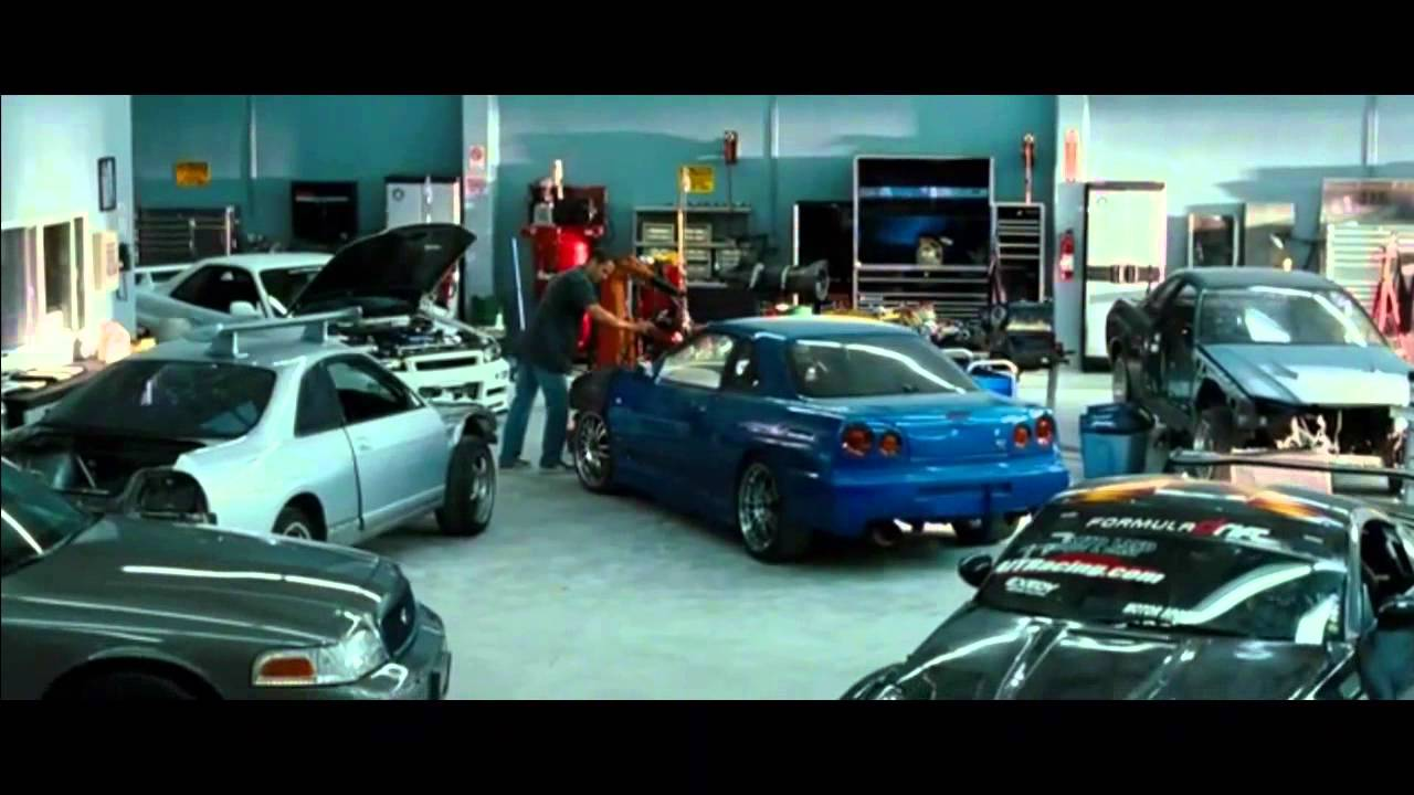 preparing the cars fast and furious youtube. Black Bedroom Furniture Sets. Home Design Ideas
