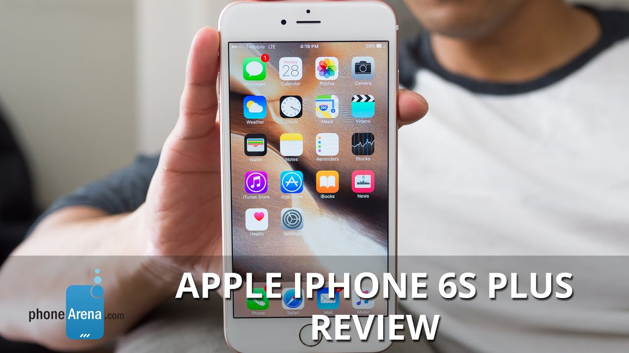 Apple iPhone 6S Plus - Review!