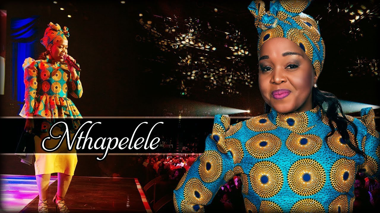 Spirit Of Praise 6 featuring Winnie Mashaba 