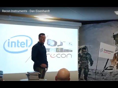 Recon Instruments - Dan Eisenhardt