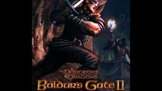 Let's Play Baldur's Gate 2 Enhanced Edition - 11 Dorn's Side Quest Massacre And Into The Lower Tombs