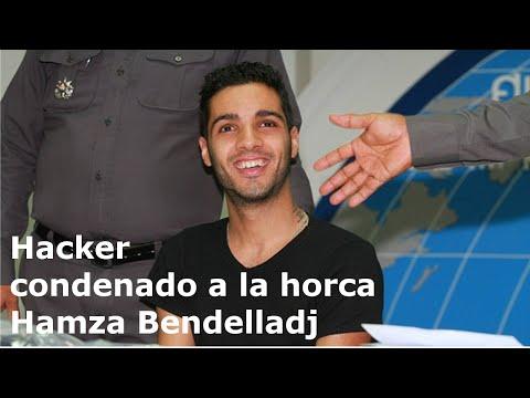 Hacker condenado a la horca Hamza Bendelladj