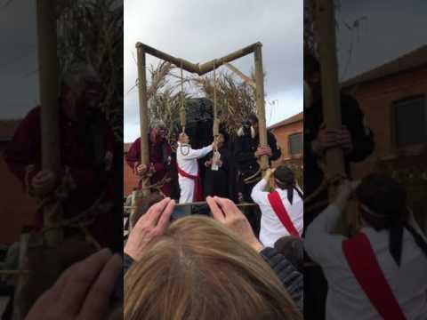 Fiestas de San Blas 21, Villamandos 2017