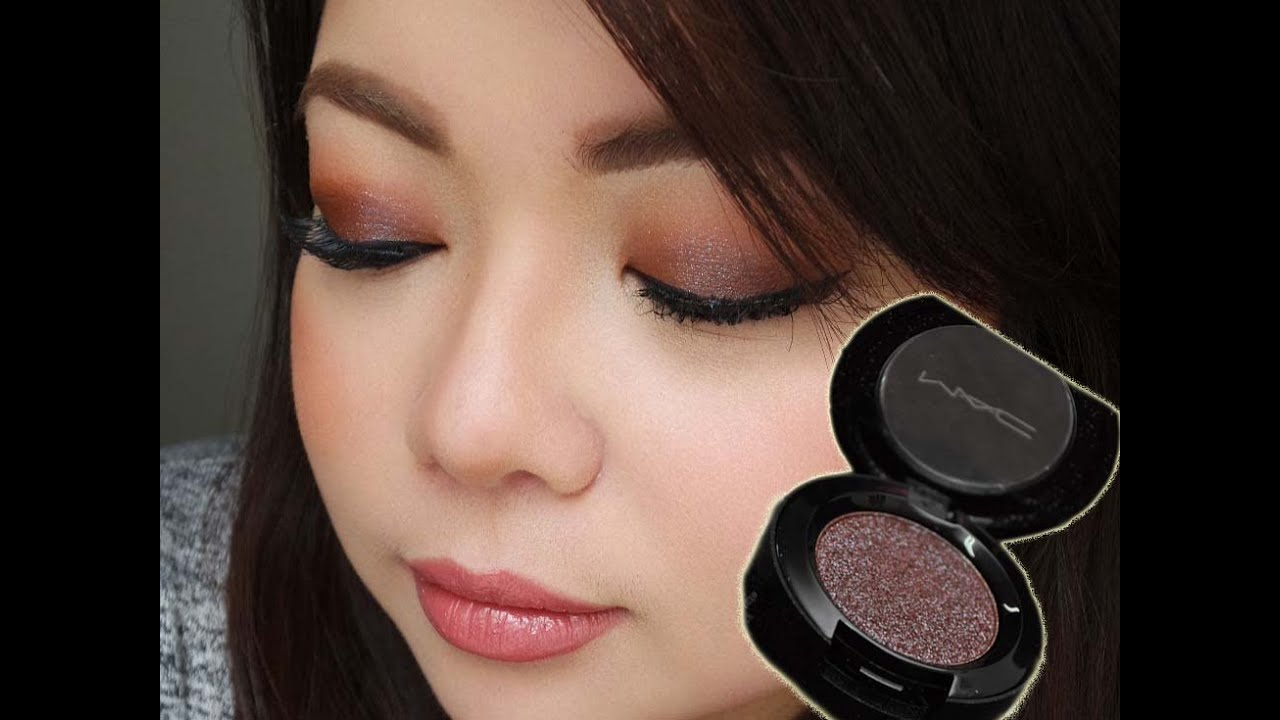 Eye makeup mac