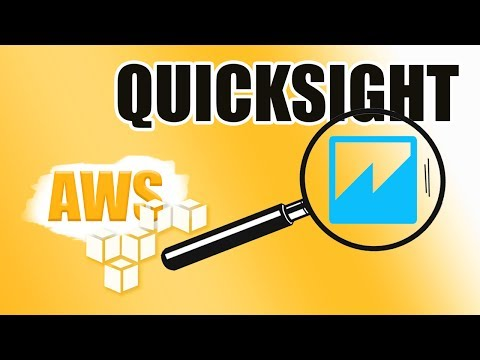 Amazon (AWS) QuickSight - What's that?
