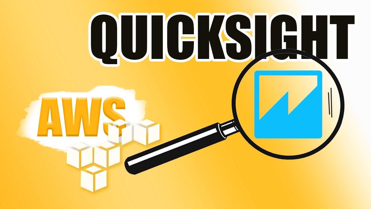 Amazon (AWS) QuickSight Tutorial for Beginners