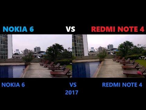 Nokia 6 Vs Redmi Note 4 Snapdragon Camera Test 2017
