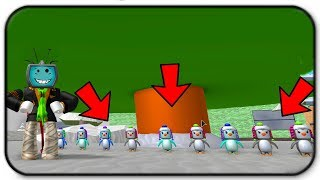 Where To Find All 10 Penguins - Secret Event Item Found - Roblox Snow Shoveling Simulator
