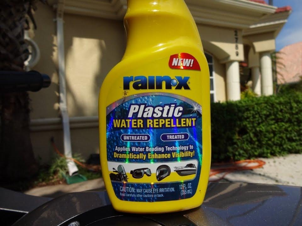 Rain x plastic water repellent weathertech cup holder for iphone