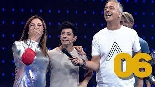 Programa 06 con Flor Vigna, Diego Ramos, Lizy Tagliani y Manu Pal (20-01) - El Muro Infernal 2020