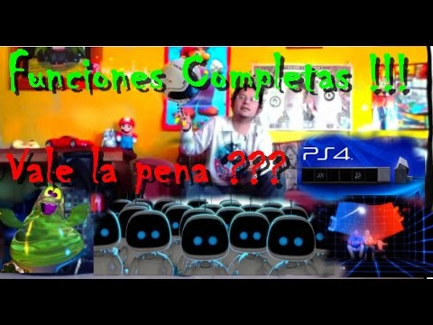 Ps4 Camara Funciones Completas Youtube