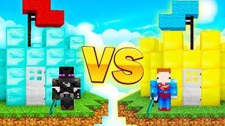 Minecraft Zamki - JACHIMOZO vs MWK (XD)!!!